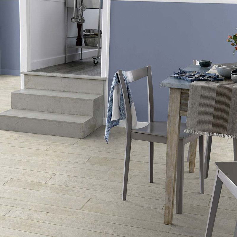 PVC Boden Gerflor Primetex Concept 1193 Playa White | 3m Bild 1