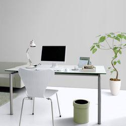 PVC Bodenbelag Tarkett Design 260 Dj White 3m Bild 3