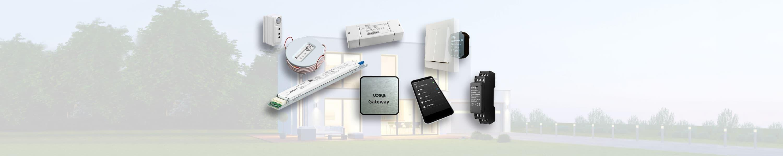 Lightech Connect SmartShop Lösungen