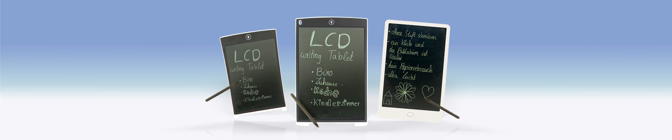 LCD Tablets