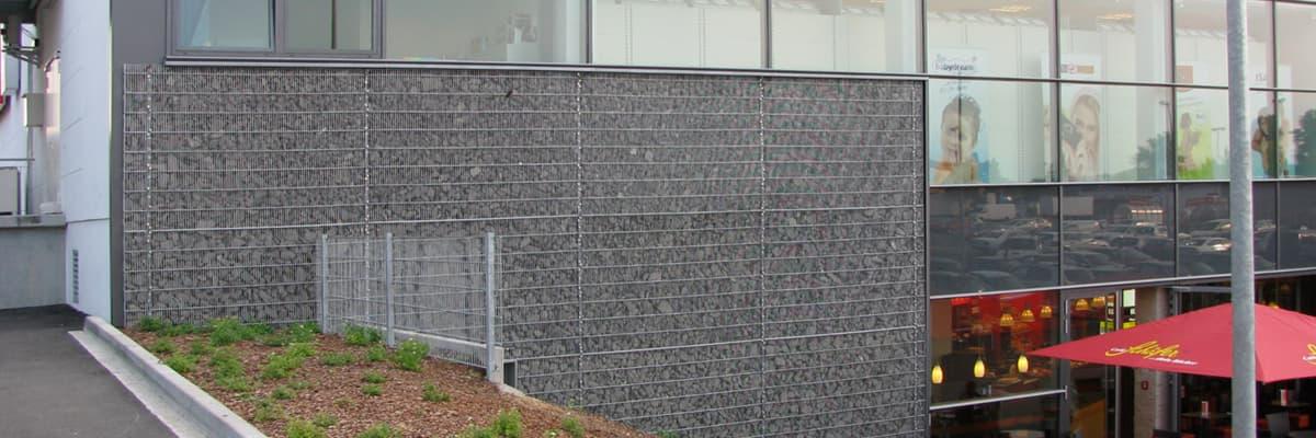 Steinfassaden