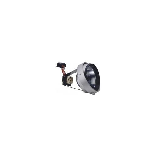 SLV G12 Modul für AIXLIGHT PRO Einbaugehäuse, 10° , silbergrau
