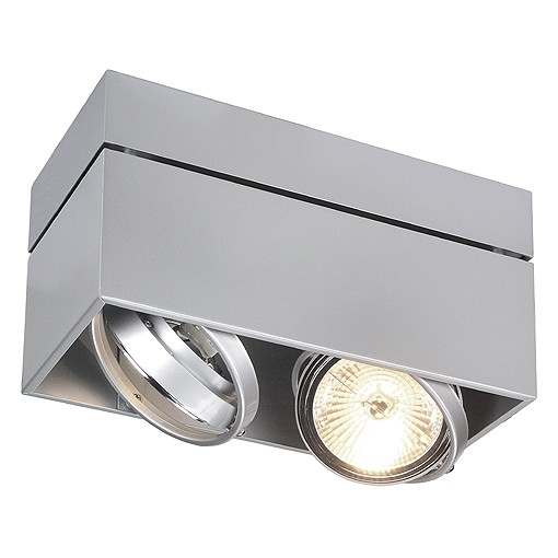 SLV KARDAMOD SURFACE DOUBLE QRB111, silber