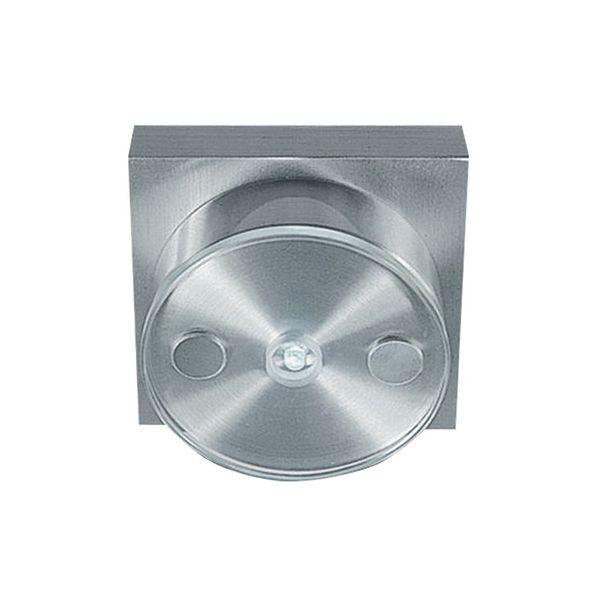 CLE LED Wandleuchte LED5 weiss LED alu
