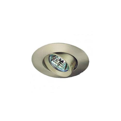 CLE LED / Halogen Einbauleuchte  MR16C Turno max. 50W gold
