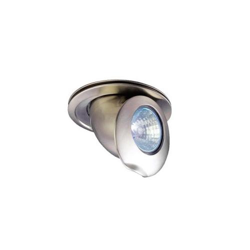 CLE LED / Halogen Einbauleuchte  MR16CH max. 50W gold