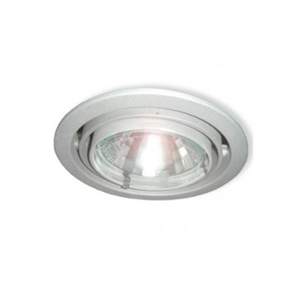 CLE Einbauleuchte Modo Light CDMT 35/70/150W alu grau 36 Grad