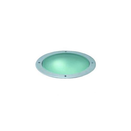 CLE Ausseneinbauleuchte WL108 70W HQI-TS CDM-TD alu grau