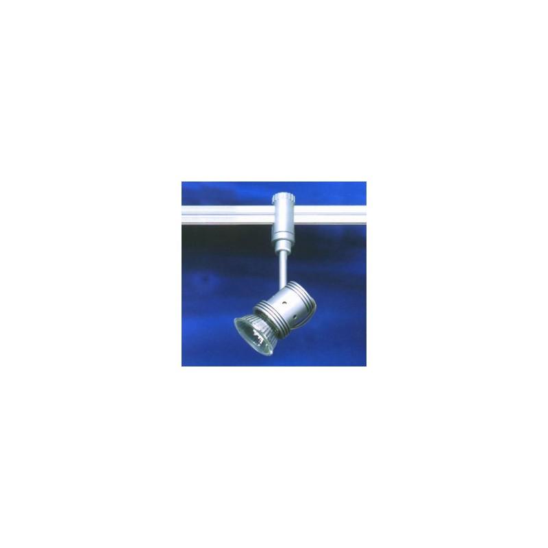 CLE Hochvolt System Code Silver Track Strahler 2 50W chrom
