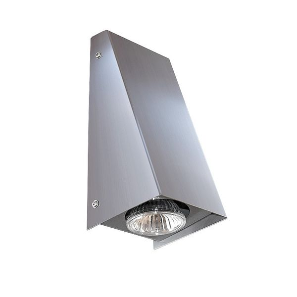 Gaga Lamp Design Aussenwandleuchte YK 4227 50W alu Bild 3