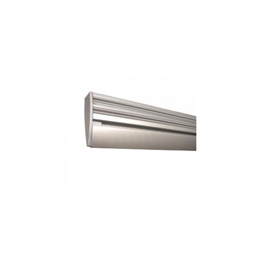 CLE ALUTEC Hochvolt Schienensystem Stromschiene 3000mm silber