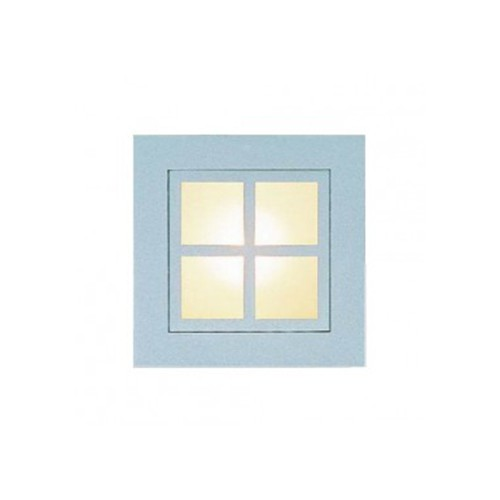 CLE  YK Quattro Square Window weiss 1W HL-LED