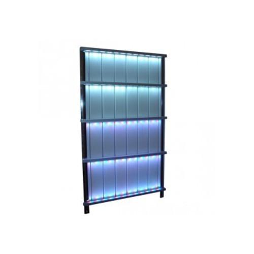 LED MAGNET SYSTEM SCHIENE 2x900mm 12V chrom