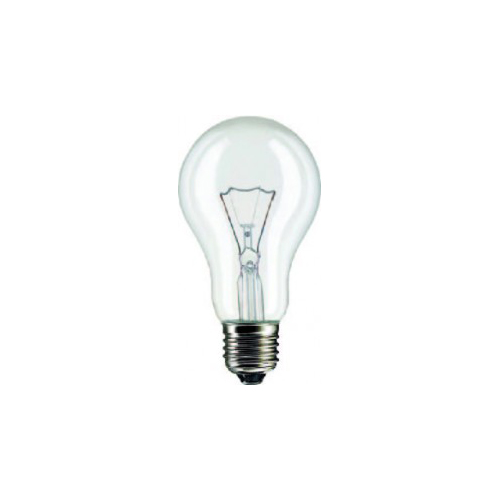 Glühlampe Glühbirne AGL 15W in klar E27 Philips