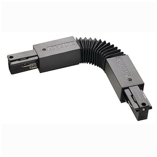 SLV EUTRAC Flex-Verbinder, schwarz