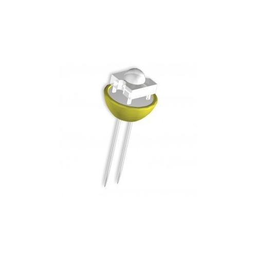CLE LED Pille 0,36W 12V gelb 10 Stck. G4 STIFTSOCKEL
