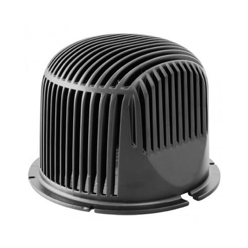 CLE Kühlkörper für FORTIMO LED Modul System 1100-2000lm schwarz