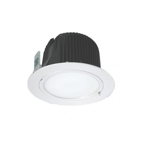CLE Einbauleuchte FL12 für FORTIMO DLM LED 1100 Lumen weiss