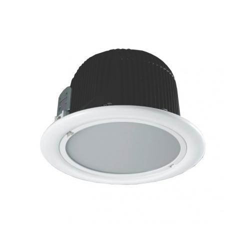 CLE Einbauleuchte FL13A für FORTIMO DLM LED 1100-3000 Lumen weiss