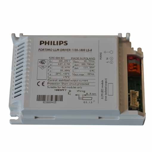 Philips FORTIMO LED LLM DRIVER 1100-1800 LS-10 -*A – Bild 2