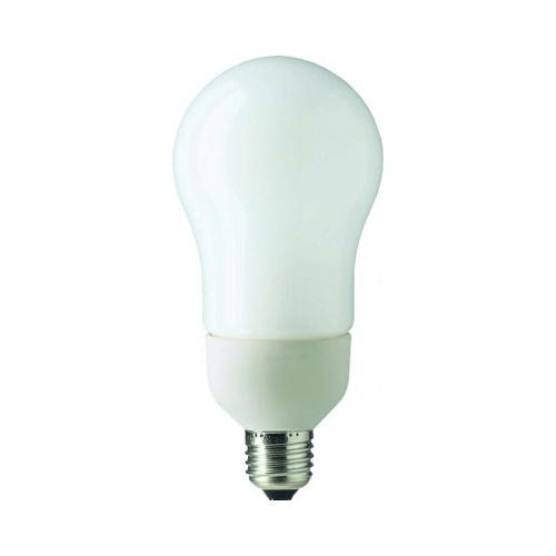 Philips Softone   Kompaktleuchtstofflampe 12W A65 dimmbar  8YR  827 E27