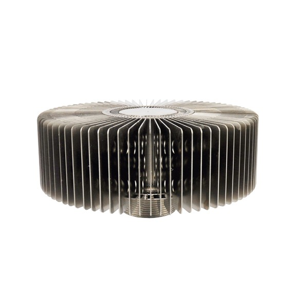 CLE Heatpipe-System für Philips FORTIMO DLM LED CLE Kühlleistung > 25W alu