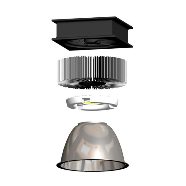 Philips FORTIMO LED SLM Spotlight MODUL 1100lm 18W 835  – Bild 5