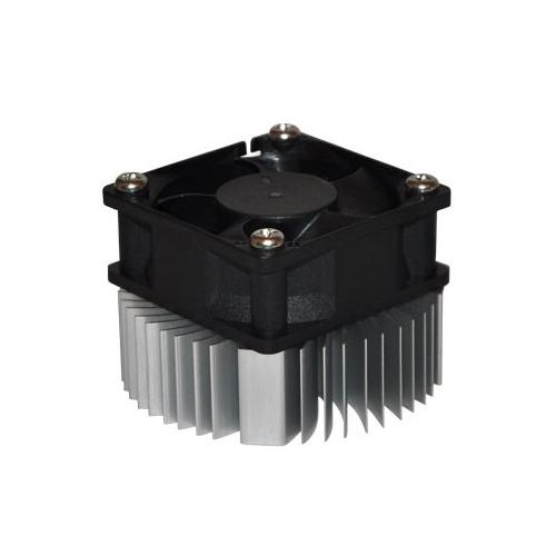 Aktivkühler mit Lüfter für Philips FORTIMO LED SLM 2000lm Kühlleistung <25W
