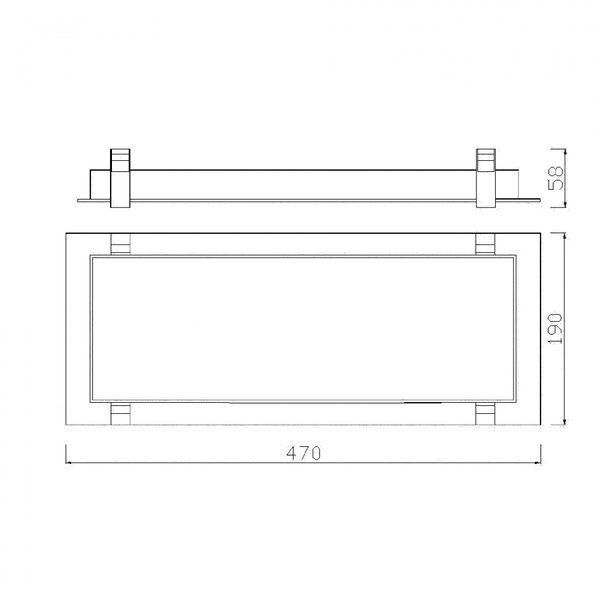 CLE Einbausystem YK-3 XBOX Fortimo LED 1100-3000Lumen silbergrau – Bild 3