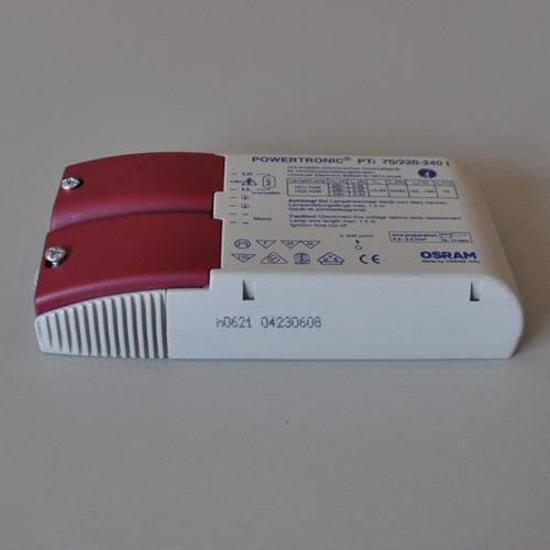 Osram EVG Vorschaltgerät 70W GEBRAUCHT CDM-TD/HQI-T/TS /HCI L.M.
