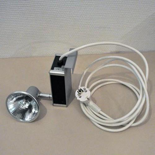 CLE Systemleuchte mit Bügel GEBRAUCHT XFST86AB 20W CDM-Tm alu grau