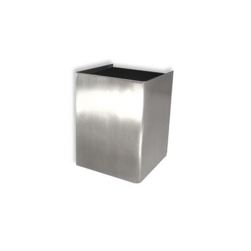 CLE LED ALUTEC Wandleuchte Box 1 1x 6W 3000K 230V silber