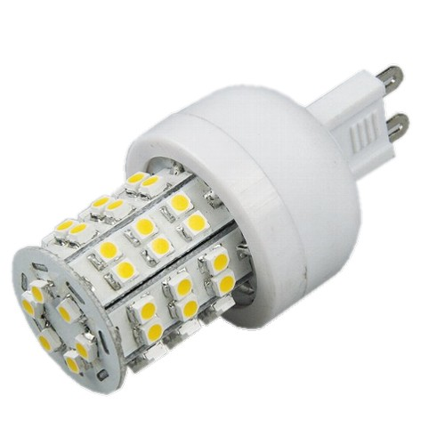 LED Stiftsockellampe 2,4W 230V 3000K warmweiss