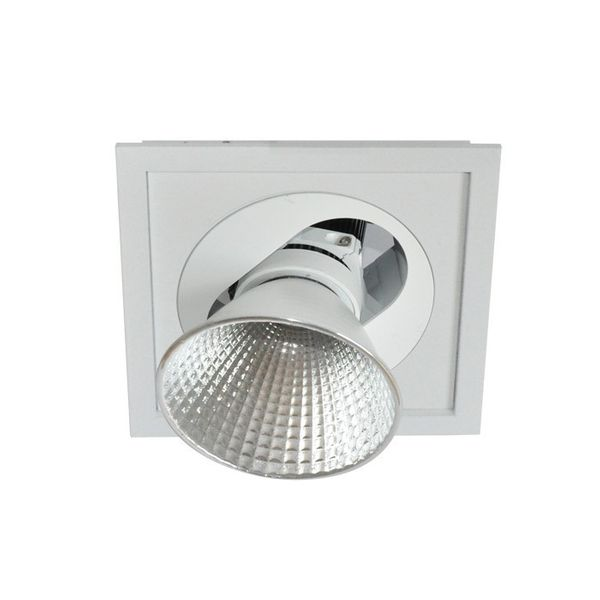 CLE Adapterring für Philips FORTIMO LED SLM 100mm Reflektoren grau – Bild 4