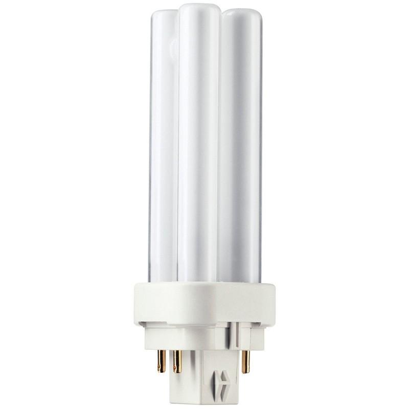 Philips MASTER PL-C 10W Kompaktleuchtstofflampe 840 4P neutralweiss