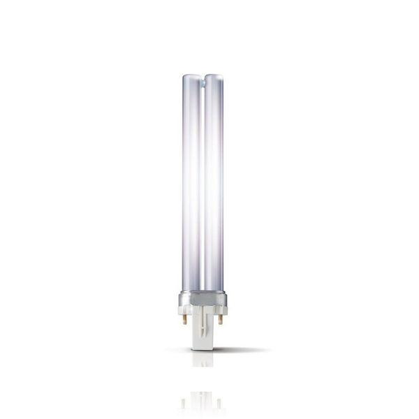 Philips MASTER PL-S 2P 9W/840 Kompaktleuchtstofflampe G23 neutralweiss