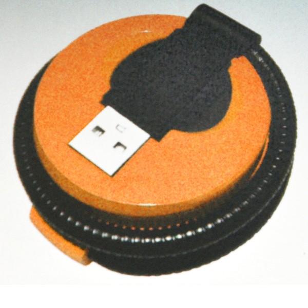 CLE LED USB Leseleuchte LAPTOP Leselampe Tatstaturlampe superhell Orange  – Bild 7