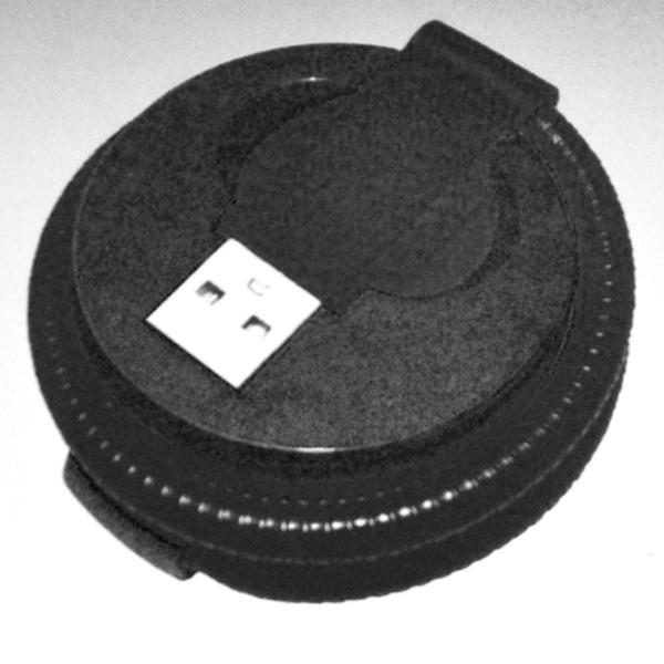 CLE LED USB Leseleuchte LAPTOP Leselampe Tatstaturlampe superhell Orange  – Bild 8