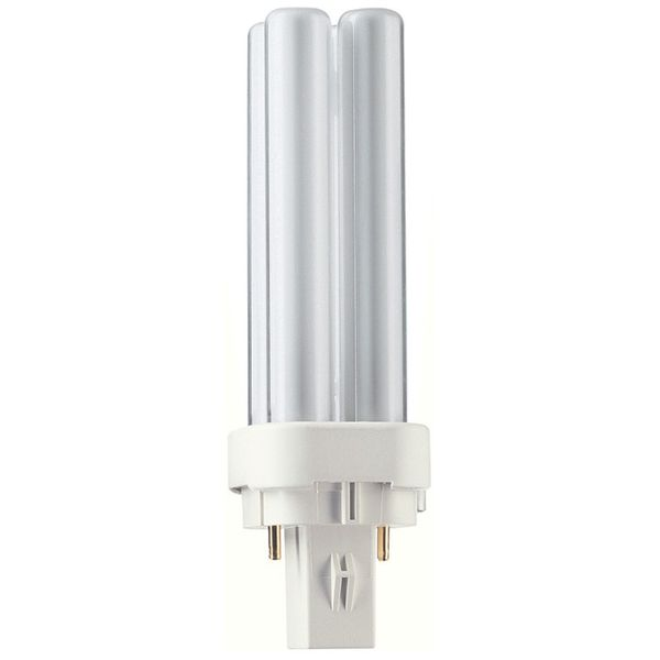 Philips MASTER PL-C 10W Kompaktleuchtstofflampe 840 2P neutralweiss