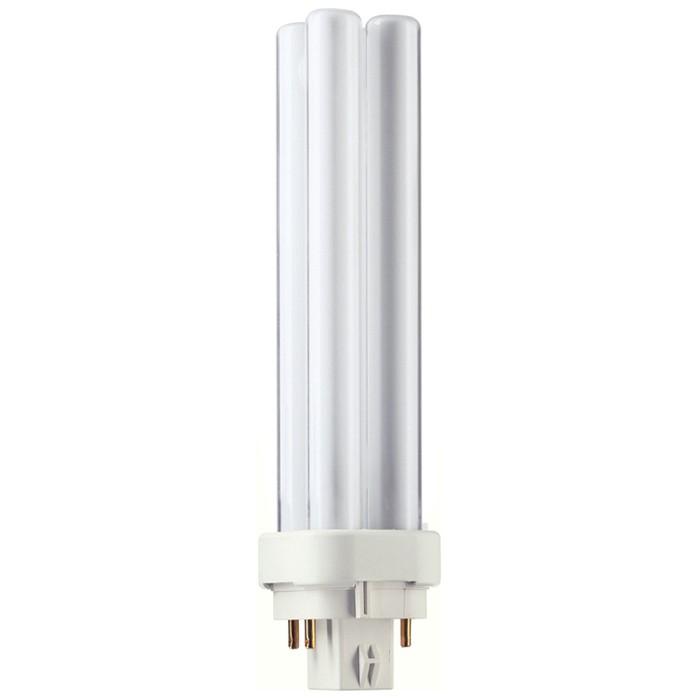 Philips MASTER PL-C 18W Kompaktleuchtstofflampe 840 2P neutralweiss