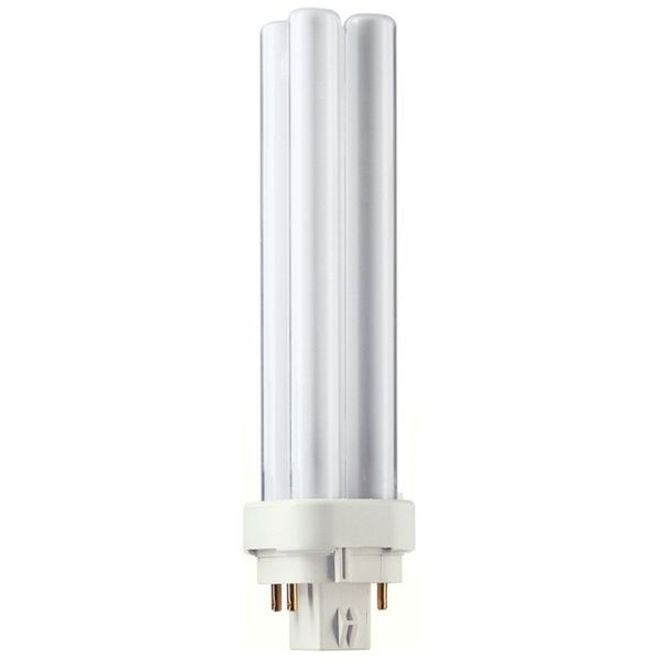 Philips MASTER PL-C 18W Kompaktleuchtstofflampe 840 2P neutralweiss