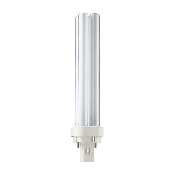 Philips MASTER PL-C 26W Kompaktleuchtstofflampe 840 2P neutralweiss