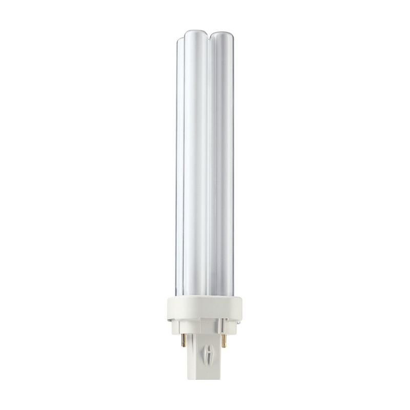 Philips MASTER PL-C 26W Kompaktleuchtstofflampe 830 2P warmweiss