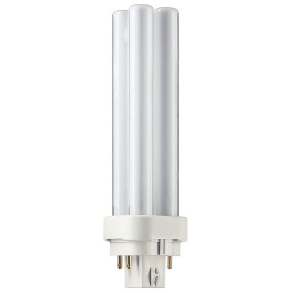 Philips MASTER PL-C 13W Kompaktleuchtstofflampe 830 4P warmweiss
