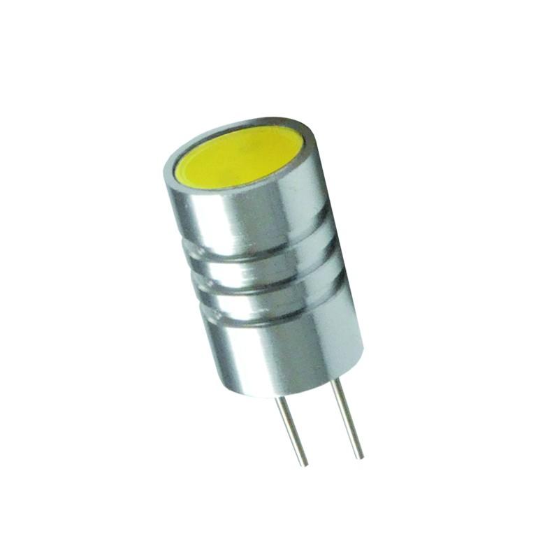 LED Stiftsockellampe 1,5W(=10W Halogen) G4 12V