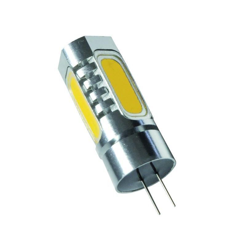 LED Stiftsockellampe Zylinder 3x 1,5W(=20W Halogen) G4 12V