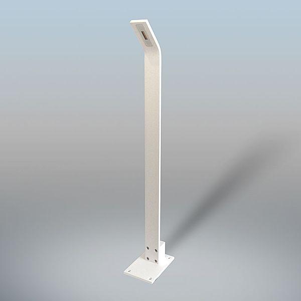 Gaga Lamp Design LED Wegeleuchte Bend Mini Outdoor 3W Citizen warmweiss 600mm