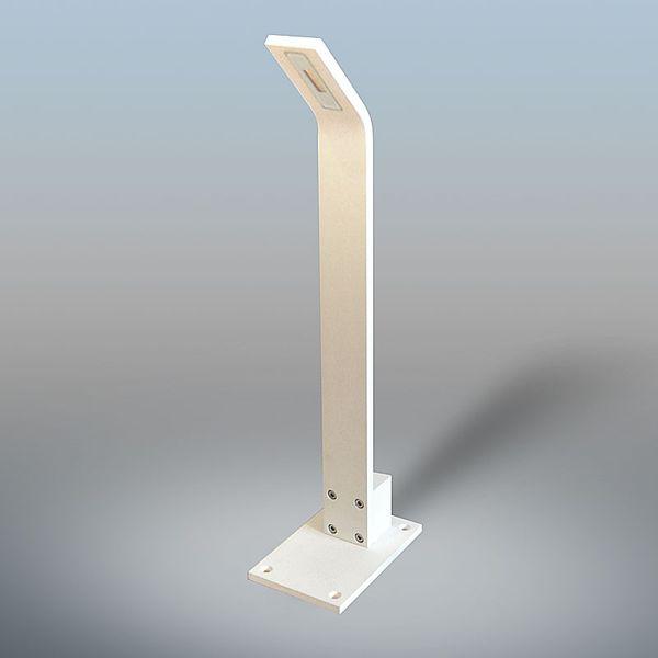 Gaga Lamp Design LED Wegeleuchte Bend Maxi Outdoor 3W Citizen warmweiss 400mm