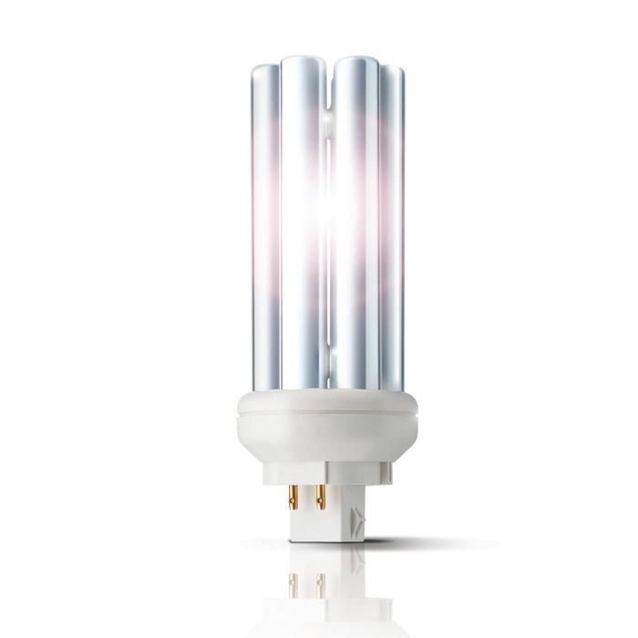 Philips MASTER PL-T 18W Kompaktleuchtstofflampe 840 4P warmweiss