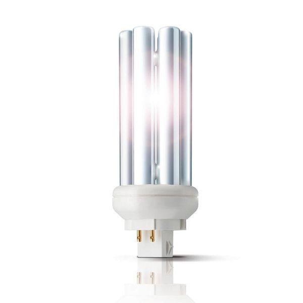Philips MASTER PL-T 42W Kompaktleuchtstofflampe 830 4P warmweiss